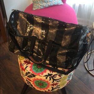 Sequin Duffle Bag by Victoria's Secret PINK